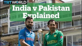 India and Pakistan's Cricket Rivalry Explained