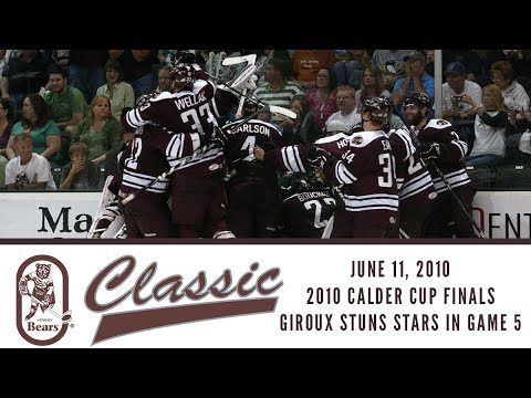 Hershey Bears Classic (June 11, 2010--Calder Cup Finals, Game 5 at Texas)