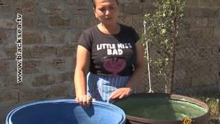 Водопровода нет, а воду привозят редко(Обеспечение Автономии водой -- тема не только актуальная, но и злободневная. В ходе пресс-конференции предсе..., 2013-08-22T06:52:45.000Z)