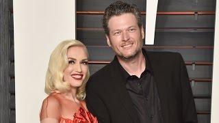 WATCH: Blake Shelton Can't Keep His Hands Off Gwen Stefani at RaeLynn's Wedding