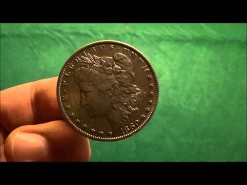 Silver Coin ping test