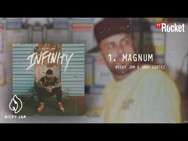 Magnum - Nicky Jam x Jhay Cortez   Video Letra