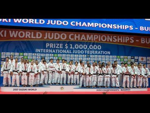 Highlights Suzuki WORLD JUDO MIXED TEAM Championships 2017