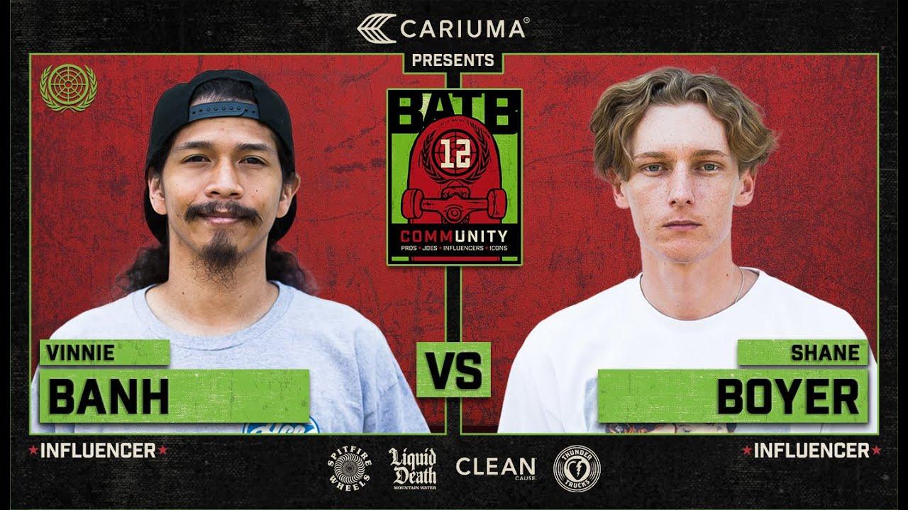 BATB 12: Vinnie Banh Vs. Shane Boyer - Round 1