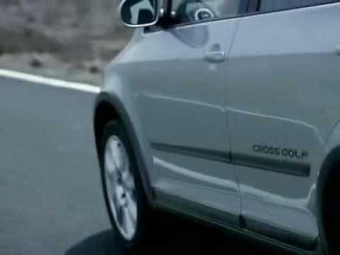 2007 Volkswagen CrossGolf promotional video