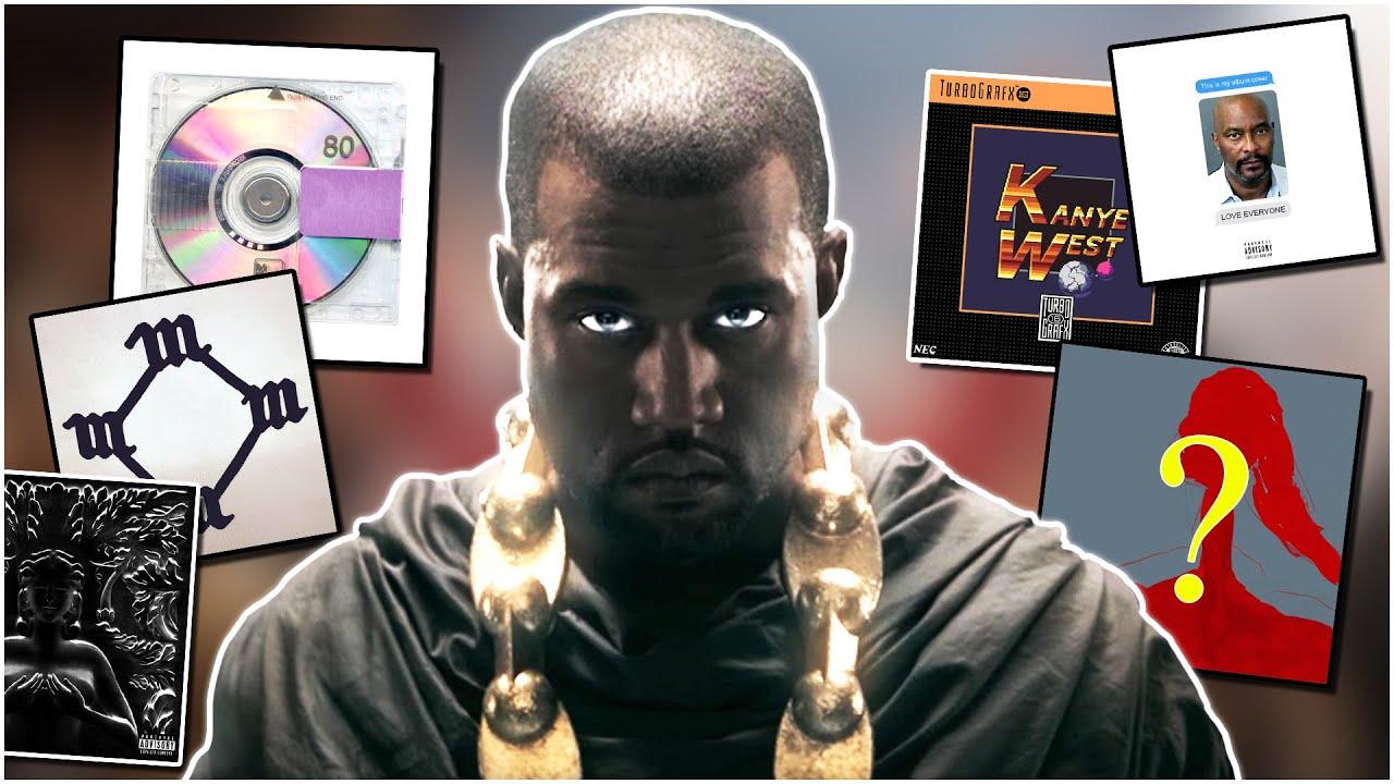A Timeline Of Unreleased Kanye West Albums