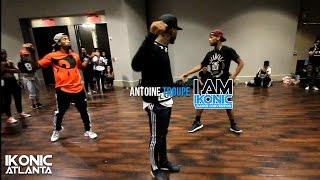 KCAMP - Lil Bit Remix ft. Chris Brown | Antoine Troupe Choreography | i Am Ikonic Dance Convention