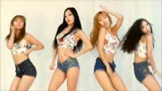 Waveya Wiggle dance
