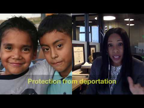 Special Immigrant Juvenile Status(Pathways to a Green Card - Part 16)