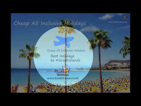 Cheap All Inclusive Holidays 2017 / 2018