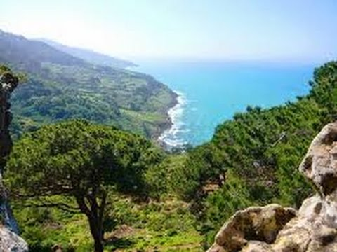 Beautiful place in Tangier, Rmilat, Morocco