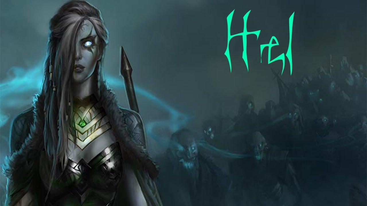 Download Mythological Character Studies #3: Hel (Norse Mythology) [100 Sub Special]