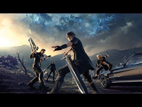 #1 Final Fantasy XV : Le voyage du prince Noctis