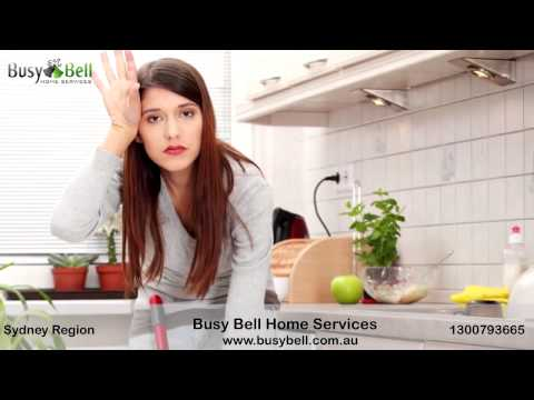 Busy Bell Home Services Sydney Ph: 1300 793 665