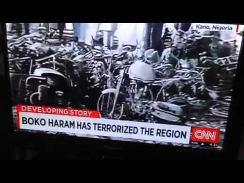Boko Haram Bombs  a Kano Mosque
