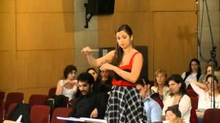 Schumann, Sinfonía 4. III. Scherzo. Lebhaft - Trio. IV. Langsam - Lebhaft