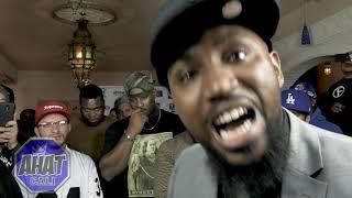 AHAT Rap Battle | Shrapnel vs Urban The Element