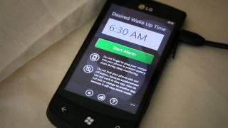 SleepMaster for Windows Phone 7