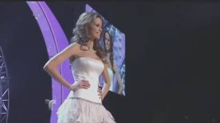 Miss Universe 2012   Evening Gown Live The Vega Complete HD