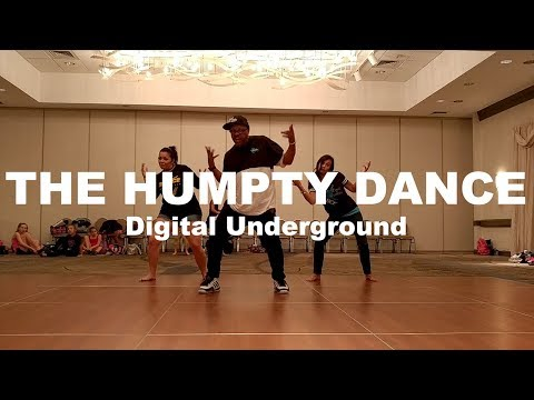 Digital Underground- The Humpty Dance | Choreography by Barry Kyle