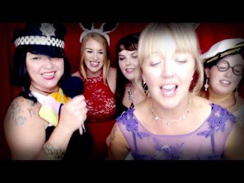 Northumbria University Nurses & Midwives Graduation Ball - PartyBooth karaoke Time