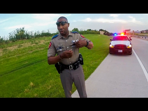 POLICE vs. BIKERS | COOL & ANGRY COPS | | [Episode 9]