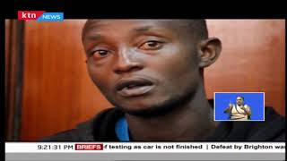 22-year-old man admits to trying to smuggle child out of KNH