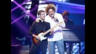 Raúl Pérez canta 'Maggie despierta' de M-Clan  - Tu cara Me Suena
