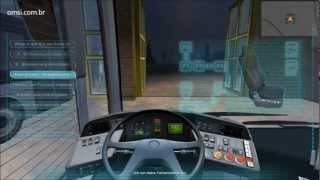 Tutorial e gameplay comentado do Bus Simulator 2012