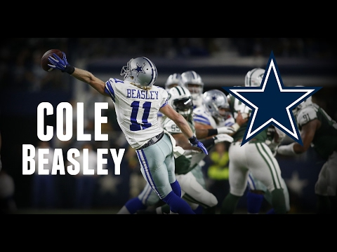 WR COLE BEASLEY COWBOYS 2016 HIGHLIGHTS
