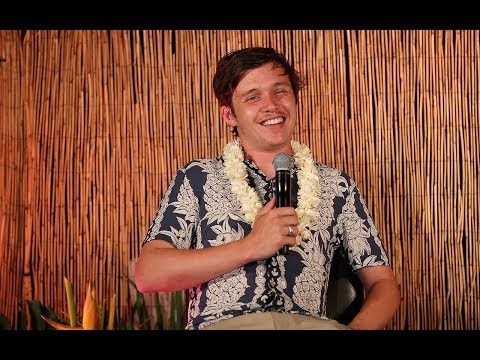 Nick Robinson In Conversation at the Maui Film Festival