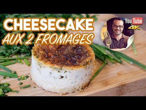 recette-rapide-du-cheesecake-salÉ-|-2-fromages