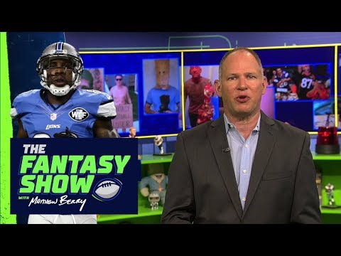 Anquan Boldin Has Fantasy Potential With Bills | The Fantasy Show With Matthew Berry | ESPN