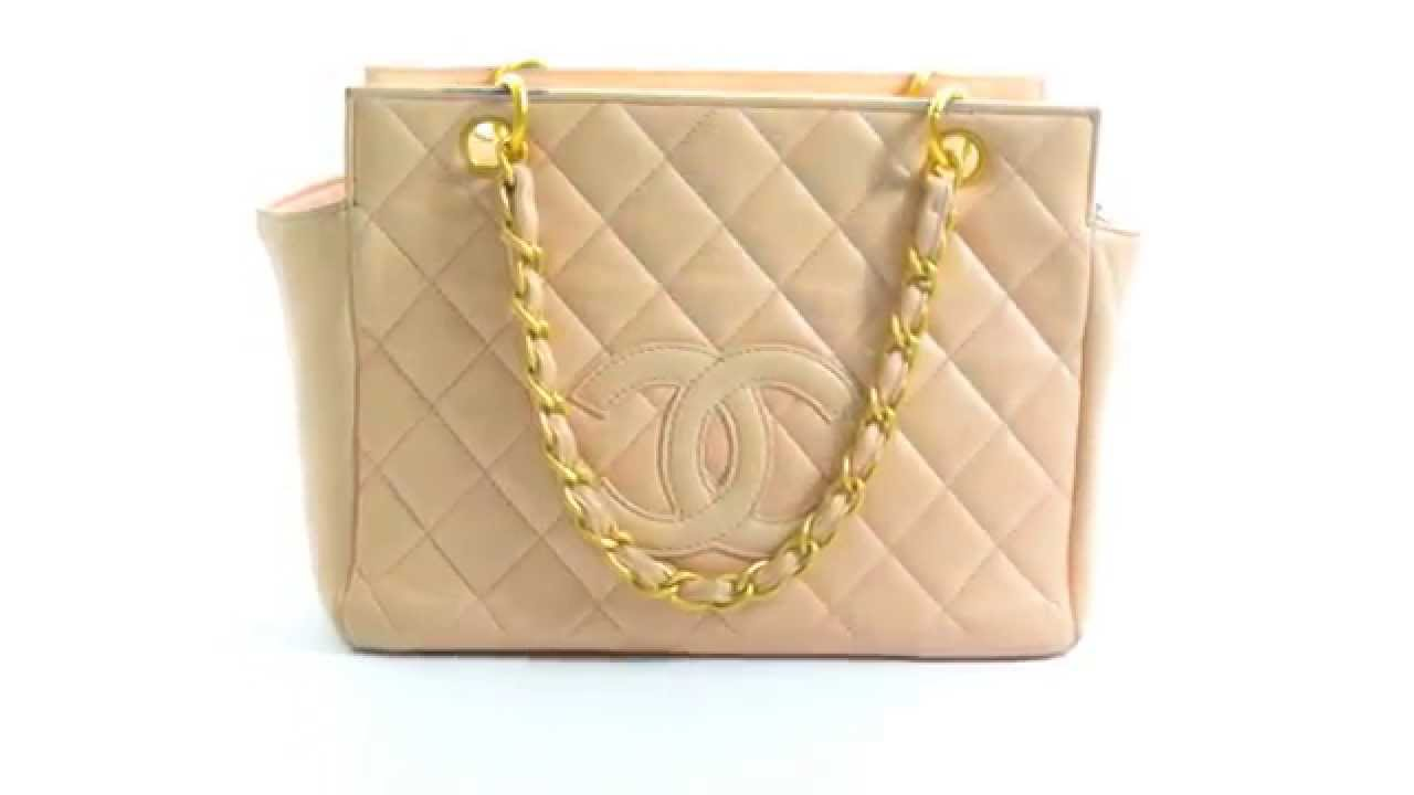 6fa4827c8276 Chanel PTT - Pink - YouTube