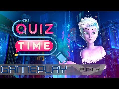 #TRUQUÉ - It's Quiz Time   GAMEPLAY