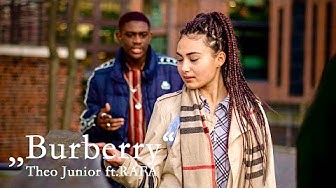 Theo Junior - Burberry (feat. RAFA) [Official Video]