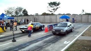 piques asfalto Acarigua Pista De Leo Racing