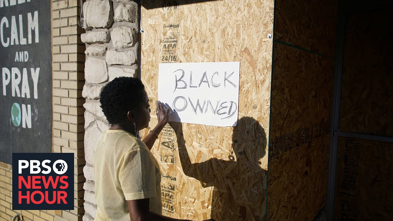 Pandemic highlights the extra hardships faced by black business owners