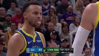 Golden State Warriors vs Utah Jazz Recap and Highlights - October 19, 2018 - NBA Game