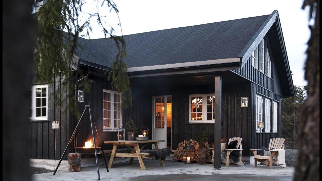Жильё в норвегии дом в канаде фото