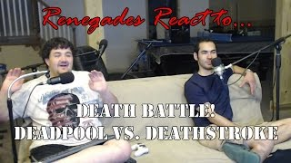 Baixar Renegades React to... Death Battle! Deadpool vs. Deathstroke