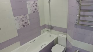 Ремонт ванной комнаты и туалета г. Климовск. Доступные цены!