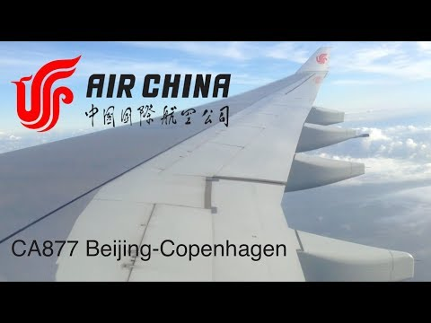 TRIPREPORT | Air China 877 (Economy) | A330-200 | Beijing-Copenhagen