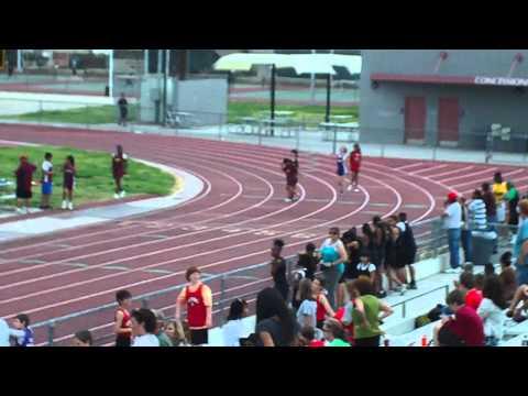 Estrella middle school-track
