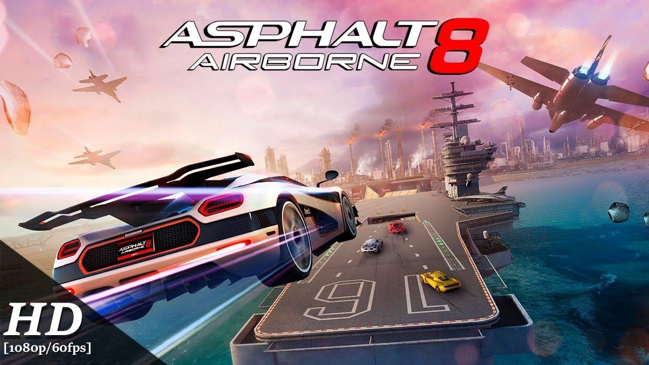 asphalt 8 online no download