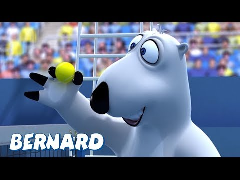 Bernard Bear | Tennis 2 AND MORE | Cartoons for Children