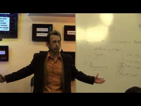 FREE NLP LECTURE: SECRETS OF PERSONAL TRANSFORMATION (Law of Attraction)