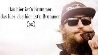 Brummer - MC Fitti (feat. Udo Zwackel) - Lyrics/Instrumental (HD)