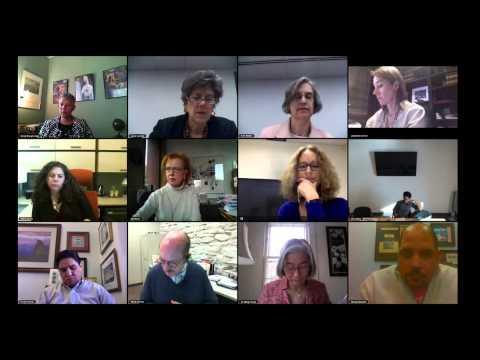 NEA Partnership Agreements Panel Meeting, January 14, 2015
