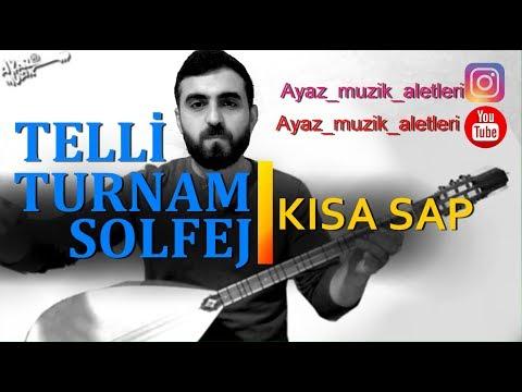 TELLİ TURNAM-3-SOLFEJ (KISA SAP)
